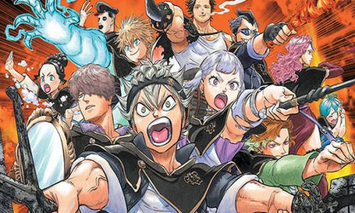 Black Clover Episodio 129