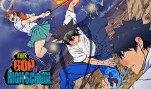 The God of High School – Episódio 09